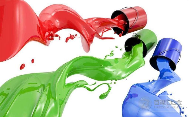 油漆铁粉分类
