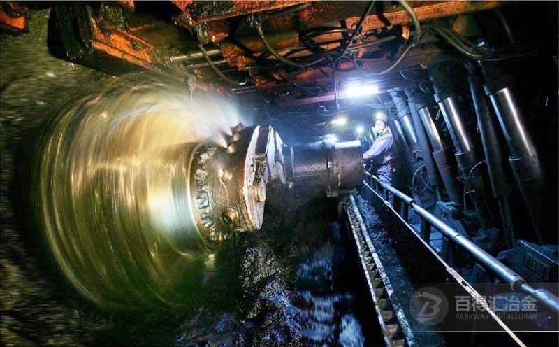 重介质铁粉洗煤原理