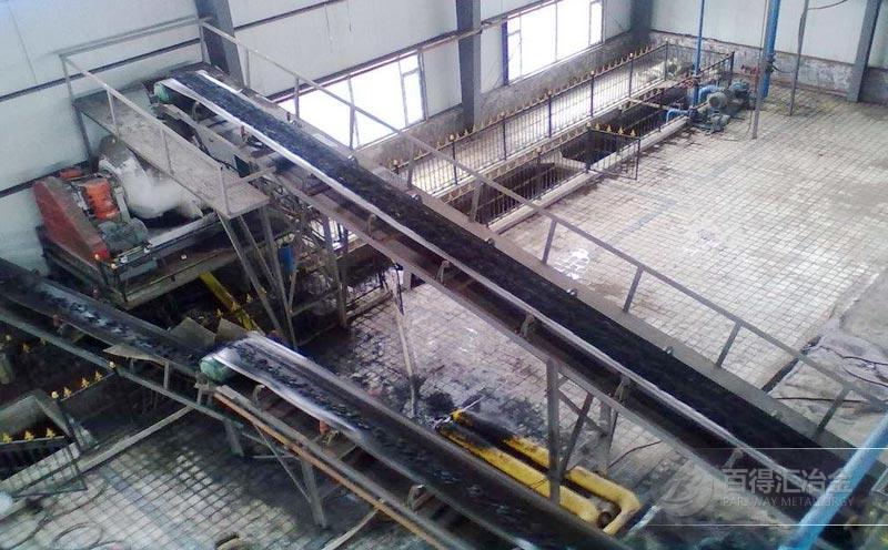 重介质铁粉洗煤