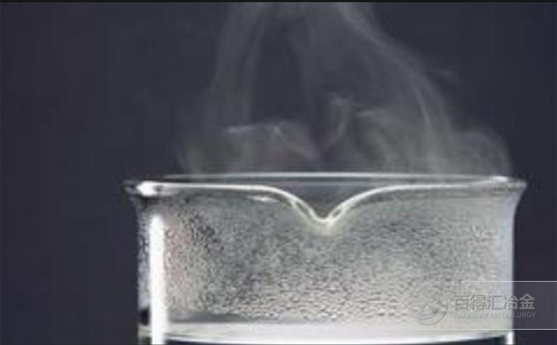 发热铁粉氧化发应